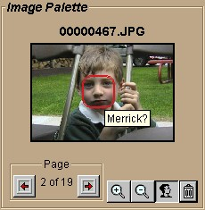 Fotofile Face Detection
