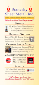 Branesky Sheet Metal Rack Card (Front)