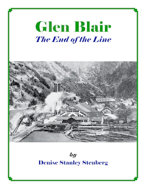 Front Cover of Glen Blair Book