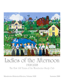 Front Cover of 'Ladies of the Afternoon' for Kelley House Review