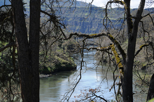 Down the Klickitat River to the Columbia