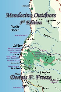Front Cover of Mendocino Outdoors