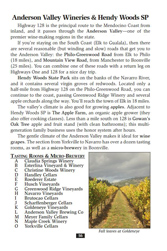 Mendocino Outdoors, 5th Edition, Sample Page