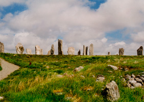 Callanish, Outer Hebrides, Scotland
