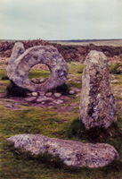 Men-an-Tol Stones, Cornwall