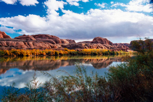 Colorado River near Moab, UT